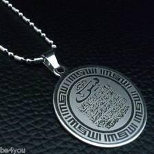 Yasin Koran Quran Moslem Anhänger Hals Kette Halsschmuck Islam Mohammed Allah