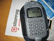 Seiko S351 Stopwatch & Multi Media Producer (NEW 100%)