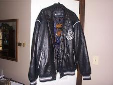 Real Mans Rare Avirex 1975 Leather Jacket Car Winter Coat style Sz XXXL 3X