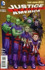 Justice League of America #3 Mad Variant Comic Book 2013 New 52 - DC