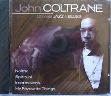 John COLTRANE (CD)  Ultimate Jazz & Blues  NEUF SCELLE