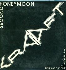 CRAAFT SECOND HONEYMOON 3 TRACK CD (E986)