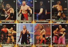 2019 Topps WWE SummerSlam Wrestling Card Set of 25 MR SUMMERSLAM