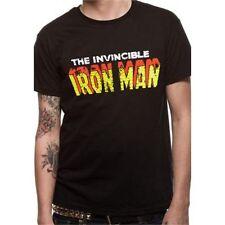 Camisetas de hombre multicolor 100% algodón talla S