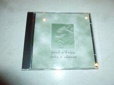 PAUL O'BRIAN - Take a chance - UK 12-track CD ALbum