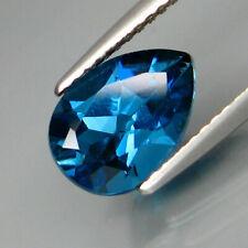2.52 Ct.London Blue Topaz Brazil