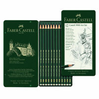 Faber-Castell 9000 Art Set 12 x Pencils