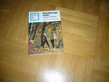 S. Cornaz, R. Hirter, Orientierungslaufen - Jogging mit Köpfchen