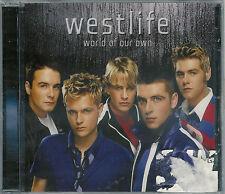 WESTLIFE - World of our own / NEUWARE, new, OVP, still sealed 2001er Boygroup CD
