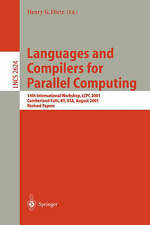 Languages and Compilers for Parallel Computing: 14th International Workshop, LCP