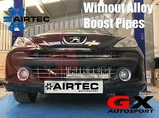 Airtec V2 Peugeot 207 Gti Delantero De Montaje Intercooler Kit-sin tubos de aleación