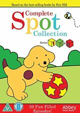 SPOT Season 1 2 3 (Region 2) DVD The Complete Series Collection