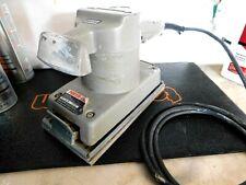 Porter Cable Model 505 Type 2 Heavy Duty 1/2 Sheet Sander