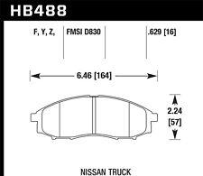 LTS fits 2000-2004 Nissan Xterra Frontier  HAWK PERFORMANCE