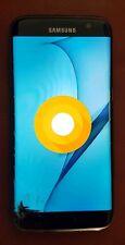 Samsung S7 Edge In Garanzia Nero Black