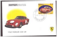 FERRARI BUSTA UFFICIALE - 1962  FERRARI  330 LM