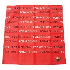 Barcelona Multi Purpose Face Small Travel Towel Red 14 Inches
