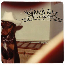Yesterday's Ring - El Rancho (CD, 2005, Digipak, Dare to Care Records)