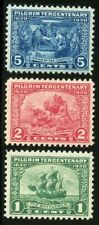 United States Scott#548/50 Jamestown Xf Mint Nh Scott Value $250.00