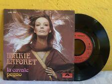 """MARIE LAFORET -LA CAVALE / PEGAO-MEXICAN 7"""" SINGLE PS CHANSON"""