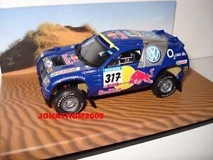 VW Race Touareg N° 317 Dakar 2005 to the / Of 1 /43°