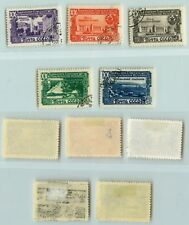Russia USSR, 1949 SC 1420-1424, Z 1384-1388 used. rtb718