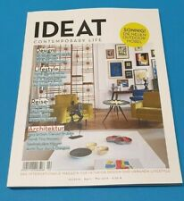 IDEAT Contemporary Life 02/2019 April/Mai ungelesen 1A abs. TOP