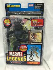 Marvel Legends BLACKHEART ONSLAUGHT SERIES NIB WITH COMIC BOOK AND CARD