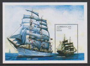 Azerbaijan - 1996, Ships sheet - MNH - SG MS353