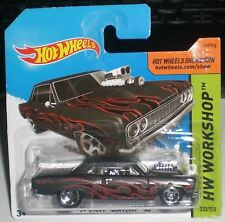 HOT WHEELS BFF10 HW WORKSHOP 2014 1963 CHEVY CHEVELLE SS AUTO DIECAST 1:64 OVP