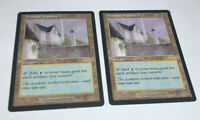2x Tolarian Academy NM Urza's Saga Rare Magic The Gathering MTG Hard_8s_Magic