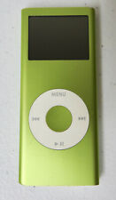 Apple iPod nano 2nd Generation Green (4 GB), Over 500 Songs! READ Description.