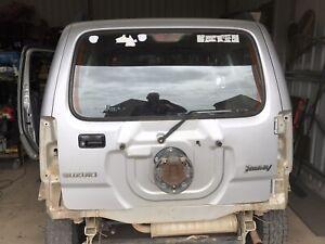 Suzuki Jimny Tailgate