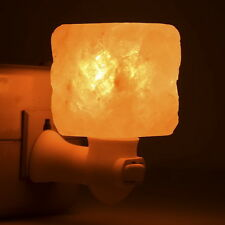 Mosaic Crystal Himalayan Shape Salt Night Lamp Air Purifier Wall Lights
