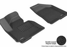 3D Anti-Skid Front Fits Tucson 2010-2013 GTCA85919 Black Carpet Auto Parts Perfo