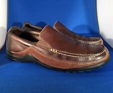 """Men's Cole Haan """"Tucker Venitian"""" Casual Loafers Brown Leather 8 M"""