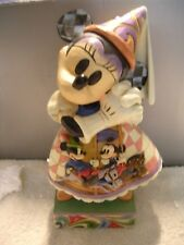 Jim Shore - Disney Showcase  - Happily Ever After - Minnie Mouse