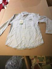 NFL Cutter Buck Super Bowl XLV Packers Steelers Blue MSRP 125 Long Shirt 3XL
