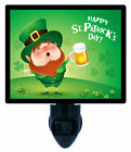 St. Patrick's Day Decorative Photo Night Light, Happy St. Patrick's Day Beer