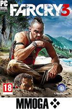 Far Cry 3 Key Vollversion - Ubisoft Download Code - PC Game NEU/ PC / DE / UNCUT