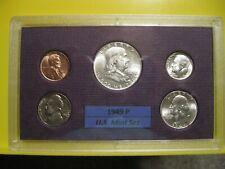 1949 P US Mint Set Brilliant Uncirculated!