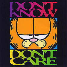 Don't Know, Don't Care - Garfield Book - Brand New - RRP £4.99 Children's Story