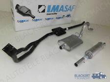 IMASAF Auspuffanlage komplett Opel Ascona B + Opel Manta B 2.0 S 1977-1984