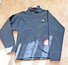 NWT The North Face Men's Soft Shell Jacket Black Sz: XL