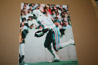 HOUSTON OILERS BILLY WHITE SHOES JOHNSON  UNSIGNED 8X10 PHOTO POSE 1
