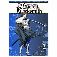The Sacred Blacksmith Vol. 2, , Miura, Isao, Excellent, 2013-08-06,