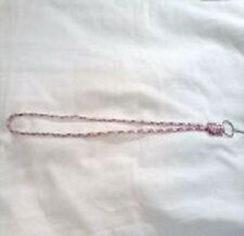 Paracord Lanyard Cheap Hand made color Pink Camo