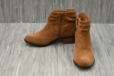 Vionic Kanela Ankle Boot - Women's Size 6 - Toffee