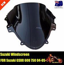Windshield Windscreen Screen Double Bubble Suzuki GSXR 600 750 2004-2005 04 05