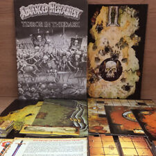 Advanced Heroquest Terror in The Dark Expansion Set complete unboxed GW 1991
